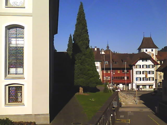 Willisau Kirchplatz